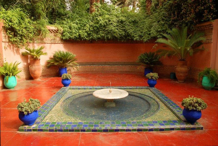 places to visit in marrakech
